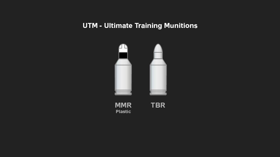 Тренировочные патроны UTM