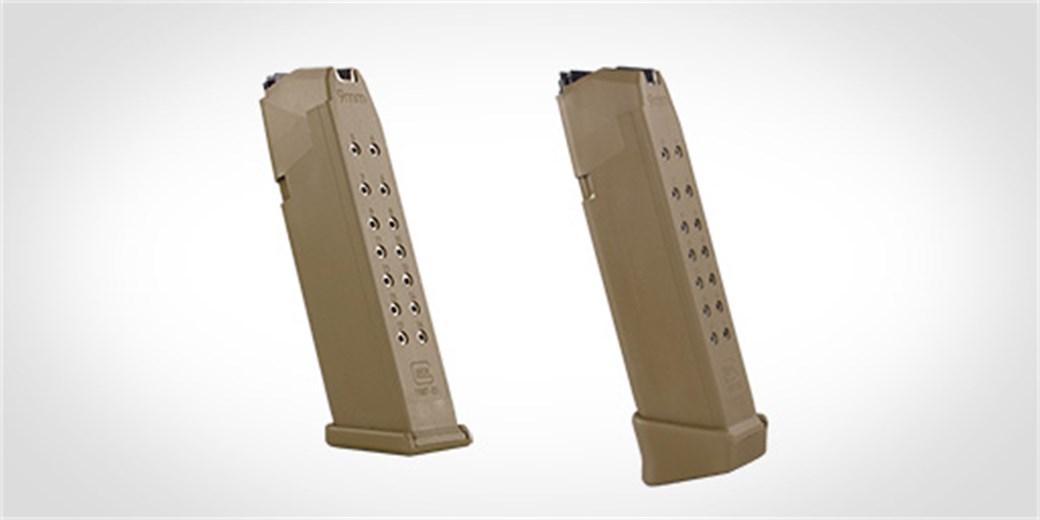Glock G19X Gen 5 Coyote Tan PVD Crossover