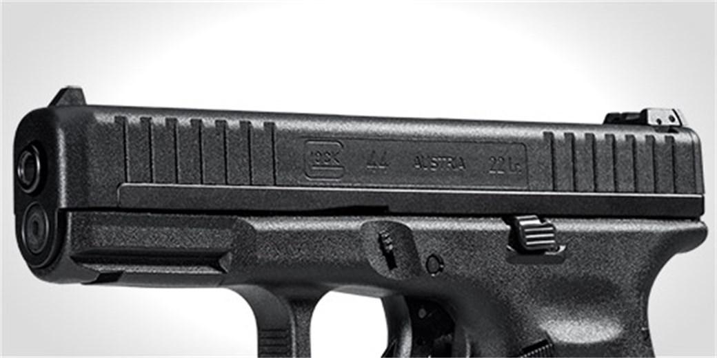 GLOCK G44 - die neue Kleinkaliber-Pistole